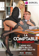 The Accountant (French) Porn Video