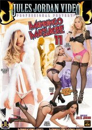 Mandingo Massacre 11 DVD porn movie from Jules Jordan Video.