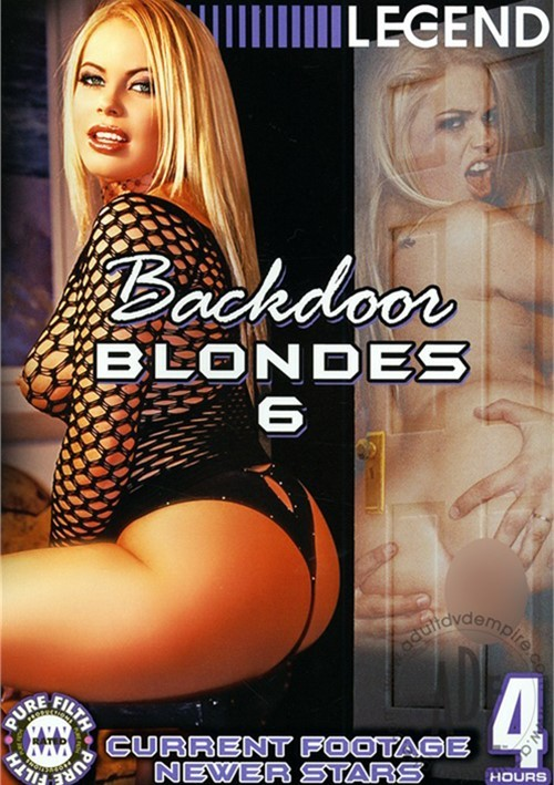 Backdoor Blondes 6 Compilation Pure Filth Productions Blondes