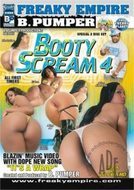 Booty Scream 4 Porn Movie