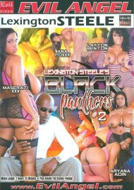 Lexington Steeles Black Panthers #2 Porn Movie