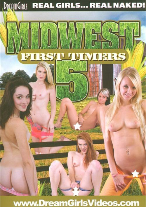 Midwest First Timers 5 Sex Toy Play All Girl / Lesbian Dream Girls