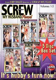 Screw My Husband, Please! Vol. 1-5 Porn Movie