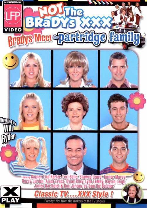 Not The Bradys XXX: Bradys Meet the Partridge Family