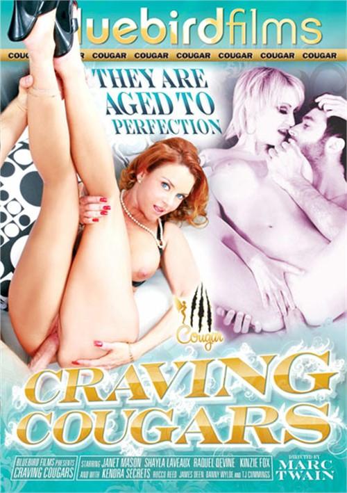 Craving Cougars Rocco Reed Bluebird Films Raquel Devine