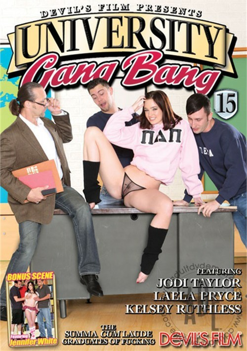 University Gang Bang 15 image