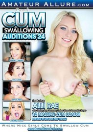 Cum Swallowing Auditions Vol. 24 Porn Video