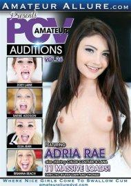 POV Amateur Auditions Vol. 26 DVD Image from Amateur Allure.