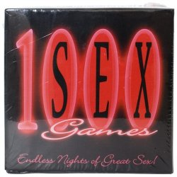 1,000 Sex Games Sex Toy