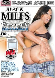 Black MILFS In The Kitchen Porn Video