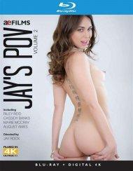 Jay's POV Vol. 2 (Blu Ray + Digital 4K) Blu-ray porn movie from AE Films.