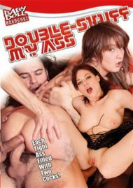 Double-Stuff My Ass Porn Movie