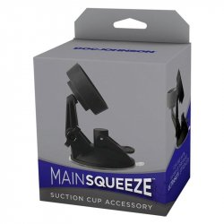 Main Squeeze Suction Cup Stroker Holder Accessory  Sex Toy