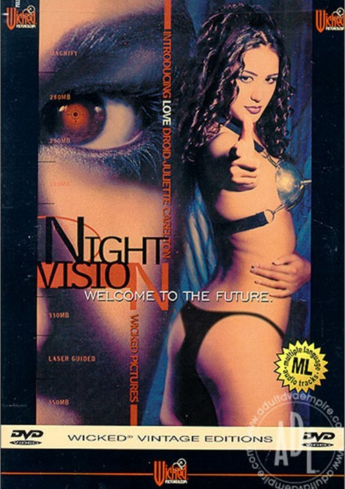 Adult night vision clips
