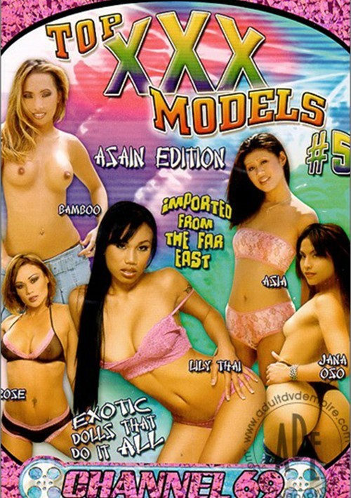 Top XXX Models Asian Edition 5 image