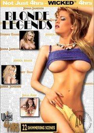 Blonde Legends Porn Video