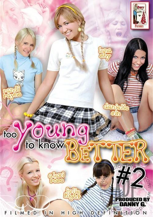 Too Young To Know Better 2 Lena Shy Eva Smolina Randi Rayne