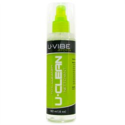 UVibe: U-Clean Toy Cleaner - 6oz. Sex Toy