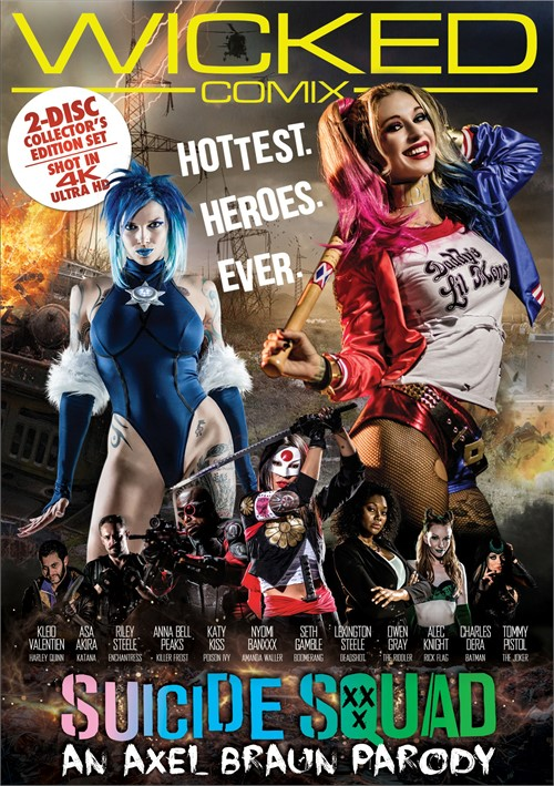 Suicide Squad: An Axel Braun Parody
