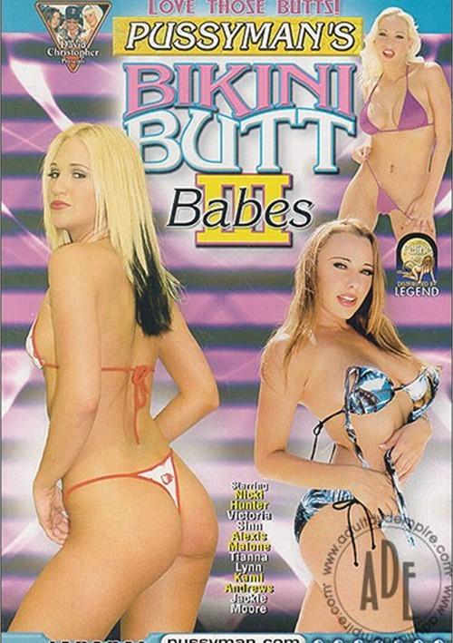 Pussymans Bikini Butt Babes 3