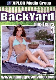 Backyard Amateurs #3 Porn Video