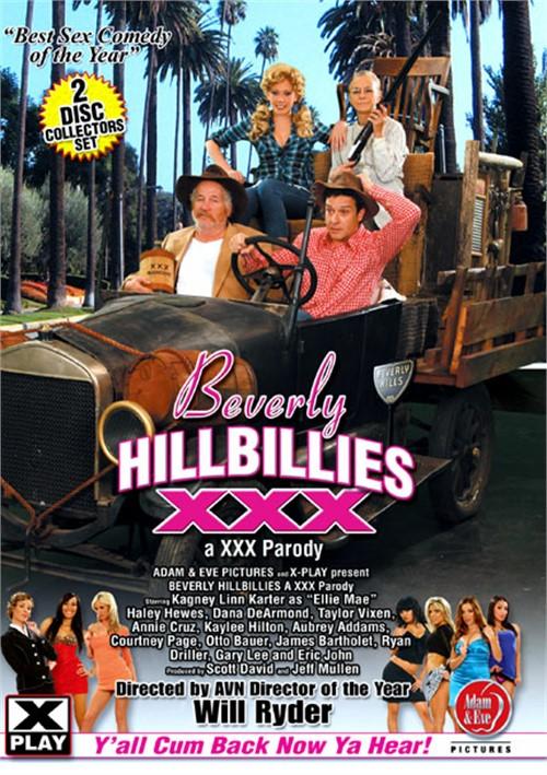 Beverly Hillbillies XXX: A XXX Parody
