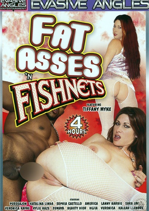 Fat Asses N Fishnets