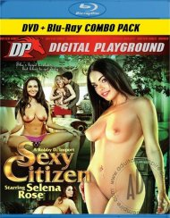 Sexy Citizen (DVD + Blu-ray Combo) Blu-ray