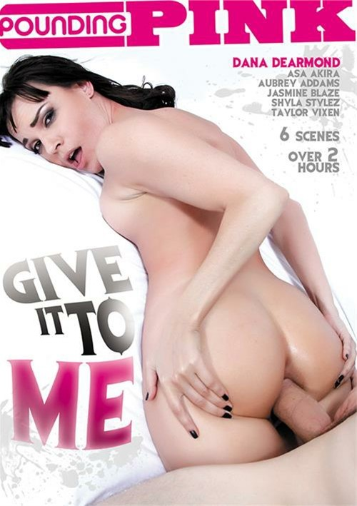 Give It To Me DVD Porn Movie Image