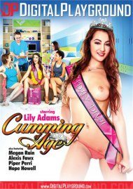 Cumming Of Age DVD porn movie from Digital Playground.