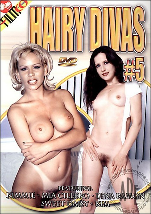 Hairy Divas #5