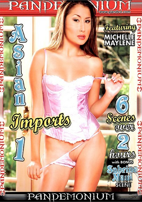 Asian Imports 1 Angel Amor Michelle Maylene Alex Sanders