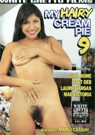 My Hairy Cream Pie 9 Porn Movie