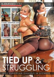 Tied Up & Struggling Porn Video