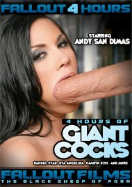 4 Hours Of Giant Cocks Porn Movie
