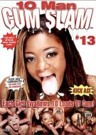 10 Man Cum Slam #13 Porn Movie
