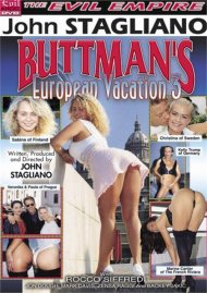 Buttman's European Vacation 3 Porn Video