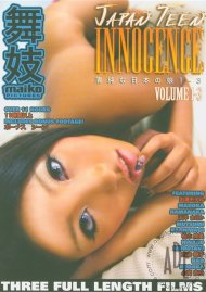 Japan Teen Innocence Vol. 1-3 Porn Movie