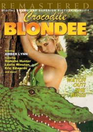 Crocodile Blondee Porn Movie