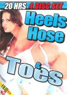 Heels Hose & Toes 4-Disc Set Porn Movie
