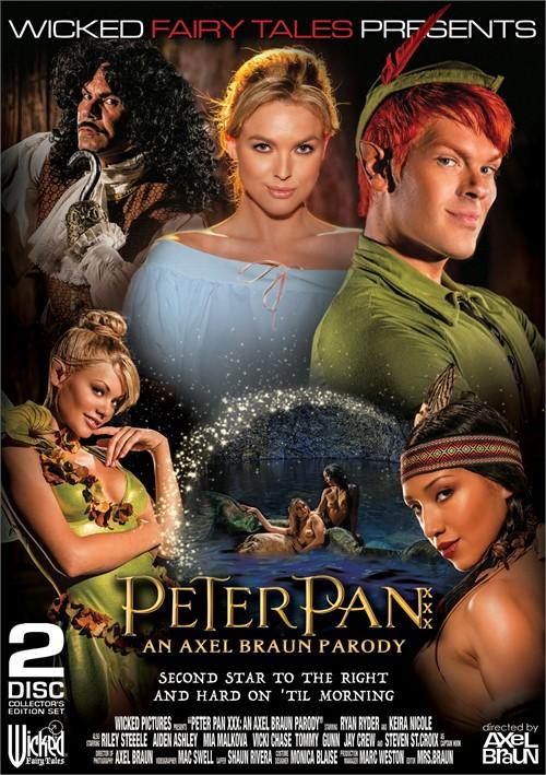 Peter Pan XXX: An Axel Braun Parody DVD Porn Movie Image