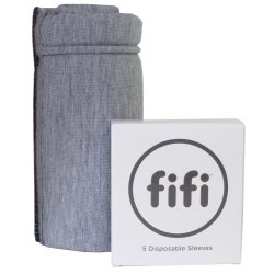 fifi: Rugged Grey Sex Toy