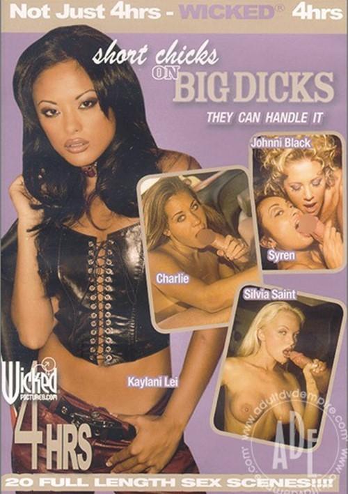 Short Chicks on Big Dicks