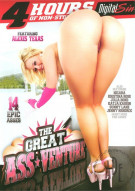 Great Ass-Venture, The Porn Movie