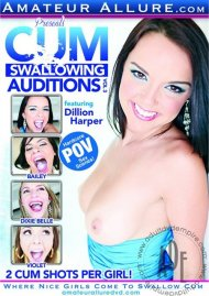 Cum Swallowing Auditions Vol. 3 Porn Movie