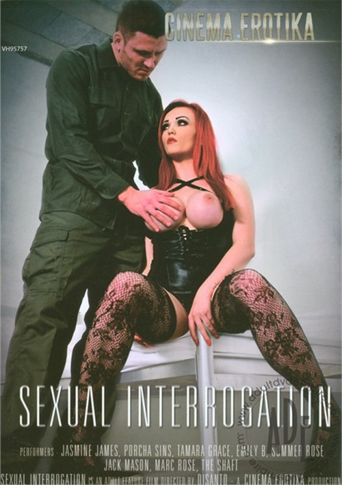 Sexual Interrogation- On Sale! DiSanto Jack Mason Cinema Erotica