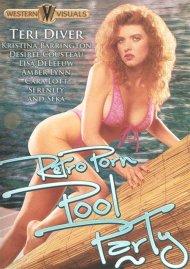 Retro Porn Pool Party Porn Movie