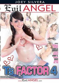TS Factor 4 DVD Image from Evil Angel.