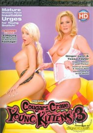 Cougars Crave Young Kittens #3 Porn Movie