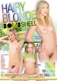 Hairy Blonde Bombshell Porn Movie